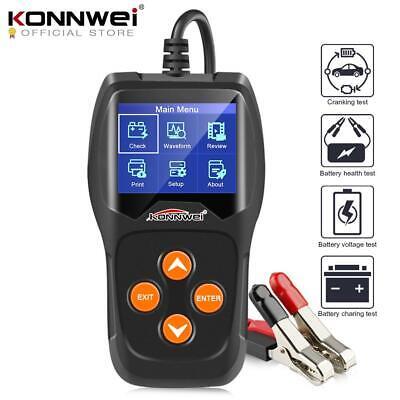 Konnwei Kw600 Car Battery Tester