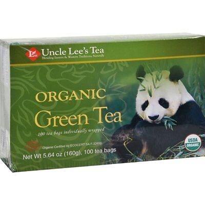 uncle lee s tea organic green tea