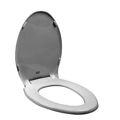 american standard cadet 3 round front slow close toilet seat