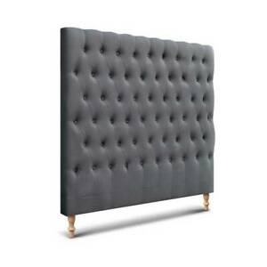 Artiss MARCO Queen Size Bed Head Headboard Bedhead Leather Base F Adelaide CBD Adelaide City Preview