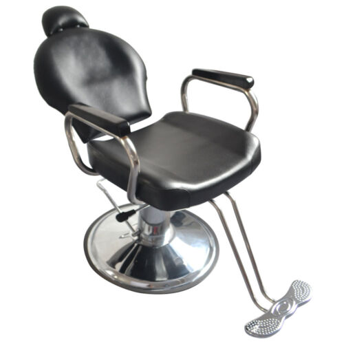 Salon Cutting Hairdressing Chair Gas Lift Barber Furnitur...
