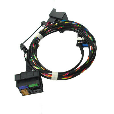 - 9w2 9w7 9ZZ Bluetooth Module Wiring Harness Cable Direct Plug for VW RCD510