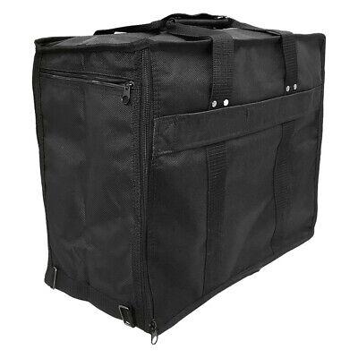 16 X 9 X 14 Jewelry Travel Display Case Carrying Showcase Salesman Sample