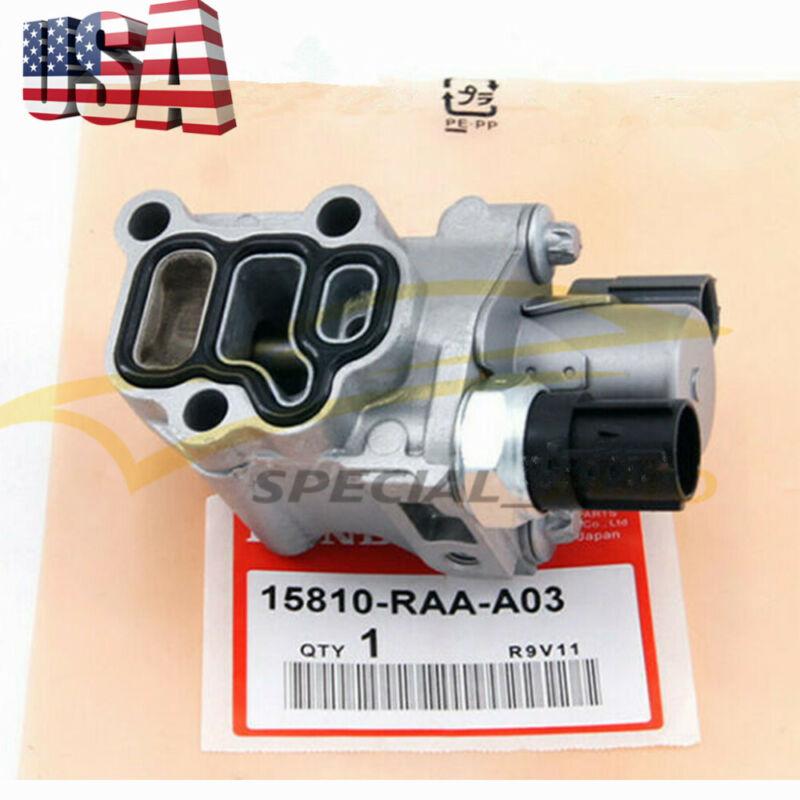 15810-RAA-A03  New For Honda CRV Accord Element Vtec Solenoid Spool Valve