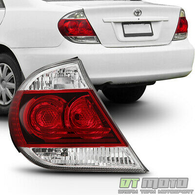Camry Tail Light Lh Driver - For 2005-2006 Toyota Camry [US Built Model] Tail Light Brake Lamp LH Driver Side