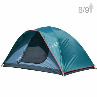NTK Oregon GT 8 to 9 Person 10 by 12 Foot Outdoor Dome Family Camping