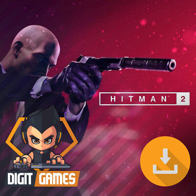 Hitman 2 - Steam Key / PC Game - Action / Assassin / Stealth [NO CD/DVD]