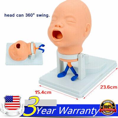Teaching Model Airway Management Trainer Infant Intubation Manikin Study 360 Us