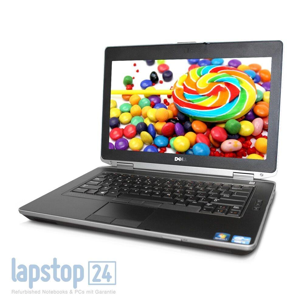 Image Dell Latitude E6430 Core i5 2,6GHz 4GB 320GB Windows7 1600x900 NVidia NVS HDMI*