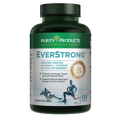 EverStrong - Creatine Muscle Matrix Blend - 120 Tablets from Purity Products