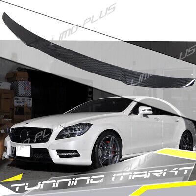 Carbon Fiber Spoiler Flügel Heckspoiler für Mercedes Benz CLS W218 C218 pz204