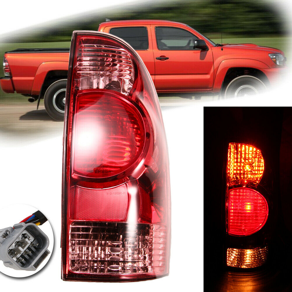 REPLACEMENT PASSENGER RIGHT SIDE LED TAIL BRAKE LIGHT FOR 2005-15 TOYOTA TACOMA