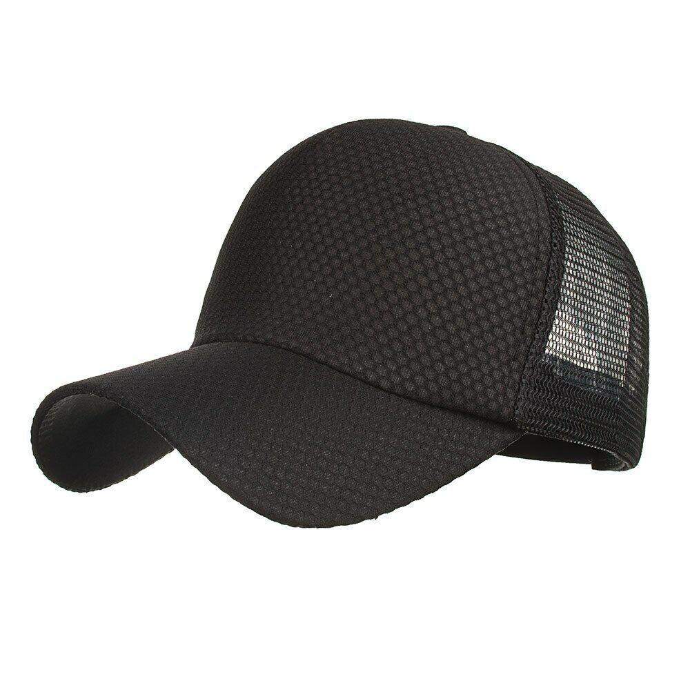 03757185f Details about Baseball Cap Men Women Hats Trucker Dad Hat Black For Jeans  Luxury Brand
