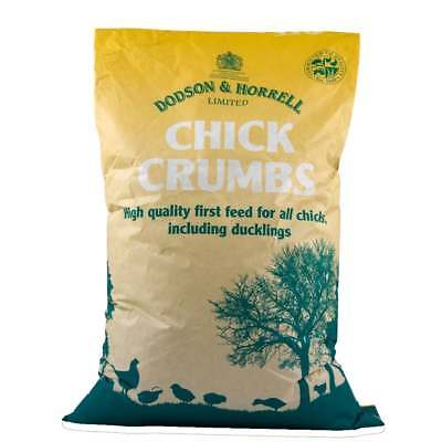 Dodson & Horrell Chick Crumbs 5Kg - Poultry Feed