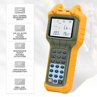 Usa Ship Ry S110 Catv Cable Tv Digital Signal Level Meter Db Best Tester Tool