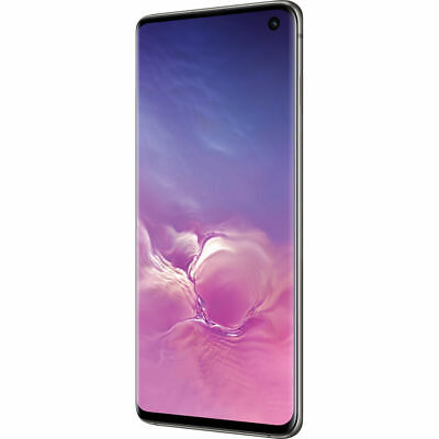 Samsung Galaxy S10 G973FD Dual 8GB RAM 128GB Prism Black ship from EU garant