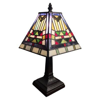 Warehouse of Tiffany 973#+SB114 Alaina Table Lamp