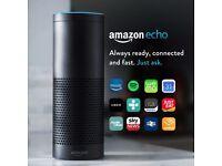 Amazon Echo - Black (Previous Generation) - Ex Display
