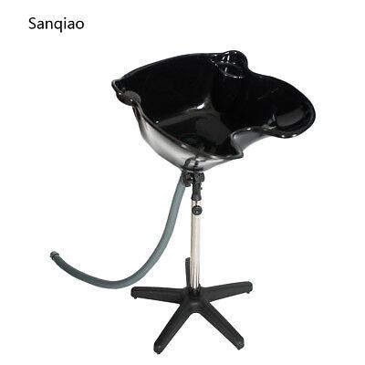 Sanqiao Portable Salon Hairdressing Shampoo Sink Washing Hair Basin Backwash