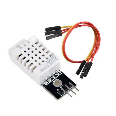 Dht22 Am2302 Digital Temperature And Humidity Sensor Replace Sht15 Cable