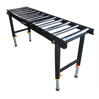 Gravity 13 Roller Conveyor Medium Duty - T1733