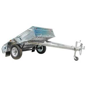 6X4 TRAILER & TIPPER | GALVANISED -We will beat any Written Quote