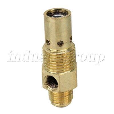 Air Compressor Check Valve 12pt G38 Male Npt Pipe Thread Brass One Way Valve