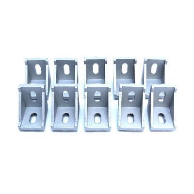 3030 Aluminum Corner Angle L Brackets For Reprap 3d Printers Cnc