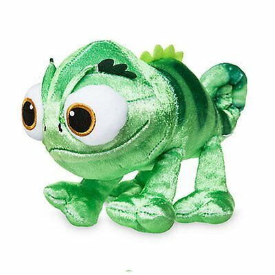 Disney Store Rapunzel Tangled The Series 18cm Pascal Soft Plush Toy