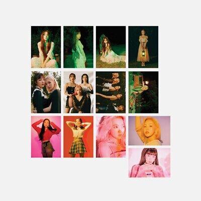[Pre-Order] SM Town Red Velvet [The ReVe Festival FINALE] Official Postcard Book