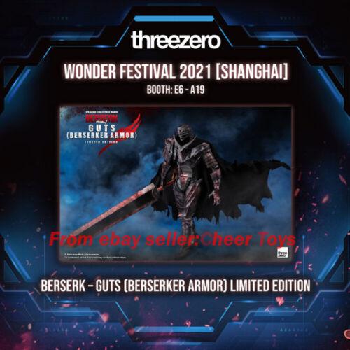 2021 WF WONDER FESTIVAL Gess Berserker Armor Guts THREEZERO Armour ver.