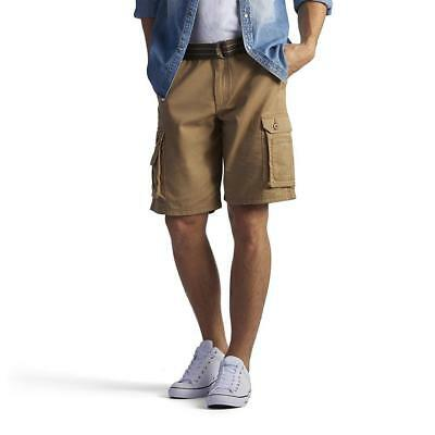 men s dungarees belted wyoming cargo shorts
