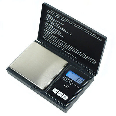 500g x 0.1g  Digital Pocket Scale CS-500 Portable Jewelry Scale