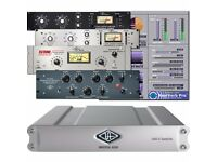 UAD universal audio satellite DUO core firewire SHARC DSP