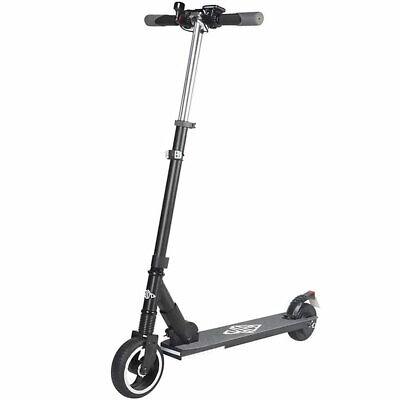 EM2GO FW101 Scooter Eléctrica Negro Bicicleta E-Roller Patinete Plegable Nuevo
