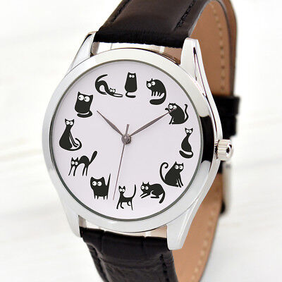 Funny Cats - NEW 2019 PREMIUM EXLUSIVE Watch - BEST Gift For Man and
