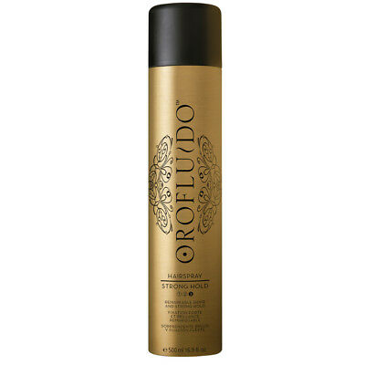 (€24,98/L) Revlon Professional OROFLUIDO Haarspray starker Halt 500ml