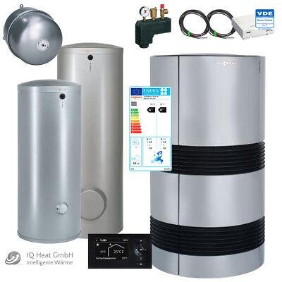 Viessmann Vitocal 300-A 12,5 kW Luft / Wasser-Wärmepumpe Vitoconnect Vitocell gebraucht kaufen  Stendal