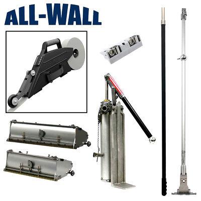 Drywall Master 1012 Tapingfinishing Set Zunder Banjo Pump Corner Roller