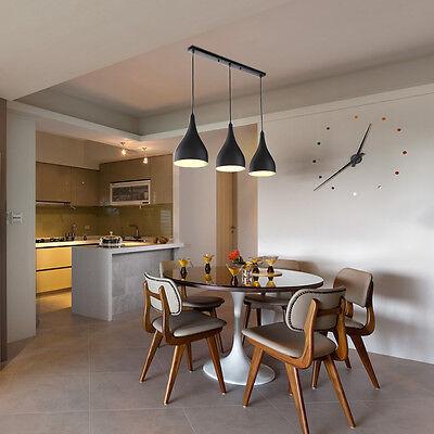 Esstisch Design E27 Kronleuchter Hängelampe Pendelleuchte Wohnzimmer Beleuchtung