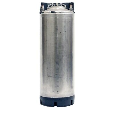 5 Gallon Ball Lock Keg Reconditioned - Homebrew Beer Cold Brew - Free Shipping