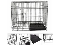 Medium dog crate/dog cage for sale. £17.00.