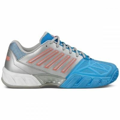 K-Swiss Bigshot Light 3 Omni blau Tennisschuh Junior UVP 69,95€ NEU - Blau-tennis-schuh
