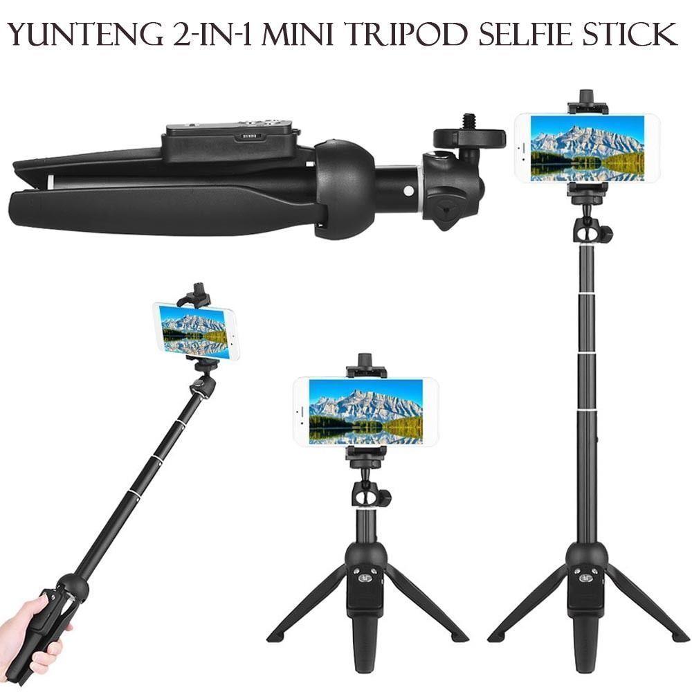 3in1 handheld bluetooth tripod monopod selfie stick