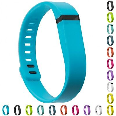 For Fitbit Flex Small Large Band Replacement Wrist Bands Wristband With Clasps
