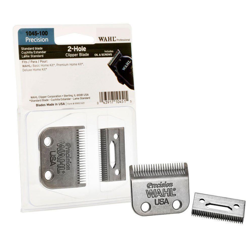 Wahl Professional 1045 2 Hole Precision Clipper Blade Set -