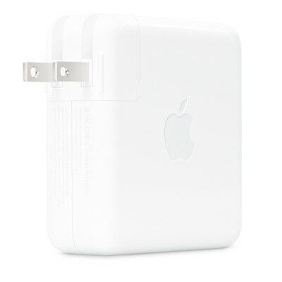 NEW Genuine Apple A1719 MNF82LL/A 87W USB-C Power Adapter for Macbook Pro Sealed