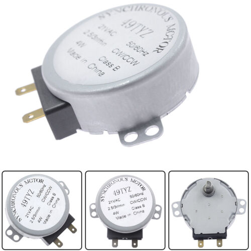 1pcs WB26X10038 Turntable Motor Replacement For GE Microwave