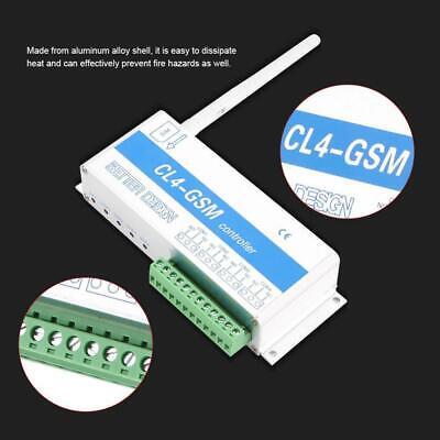 GSM SMS Alarma Controlador Interuptor GL4- GSM Control de hogar inteligente