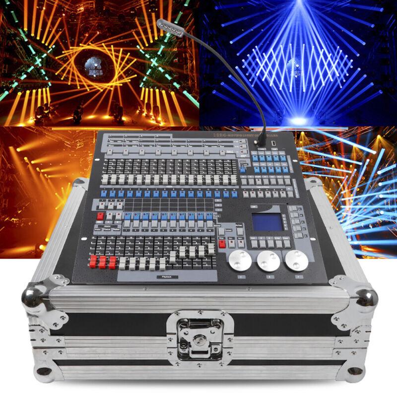USED!!110V 1024 DMX 512 DJ Controller led stage lights Lighting  US Plug